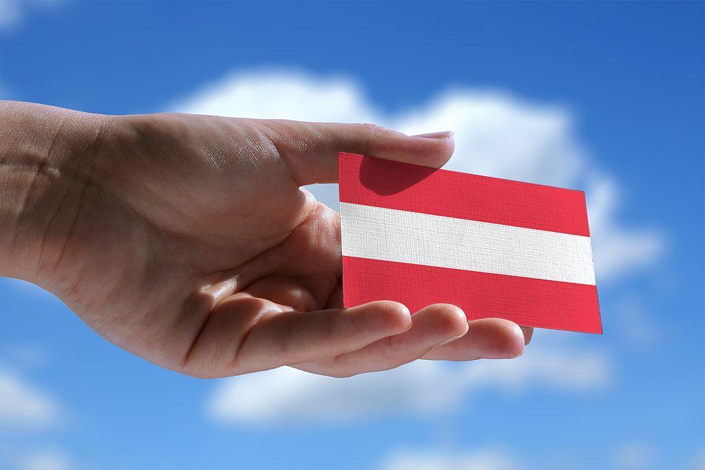 Красно-бело-красная карта